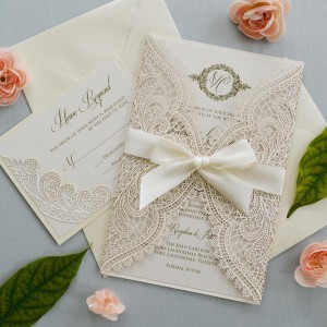 thiep wedding invitation
